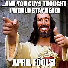 April Fools Day Meme - april fools day easter facts and history
