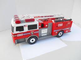 tonka fire truck vintage 1992 tonka funrise fire truck 88 tonka fire department