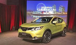 nissan qashqai cargo space nissan qashqai comes to canada in spring 2017
