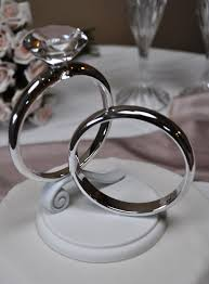 ring cake topper wedding ring cake topper with wilton two rings cake topper