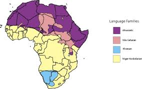 Niger Africa Map by Working Toward A Synthesis Of Archaeological Linguistic And