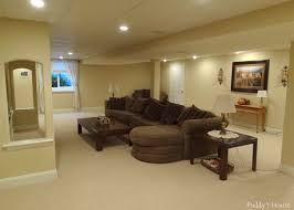 Unfinished Basement Ceiling Ideas by Impressive Paint Ideas For Basement With Awesome Amazing Basement