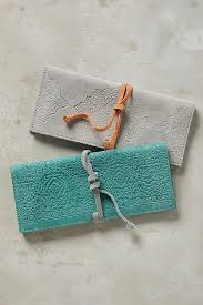 pencil pouch embossed suede pencil pouch anthropologie