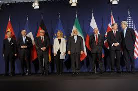 international negotiations atomic energy and iran