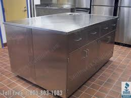 stainless steel base cabinets stainless steel casework furniture modular millwork storage