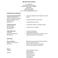 free exle resume resume letter format pdf therpgmovie