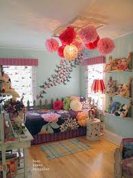 Decorating Ideas For Little Girls Room Colorful Little Girls - Bedroom fun ideas