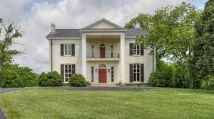 antebellum style house plans tim mcgraw and faith hill have the most expensive home for sale in