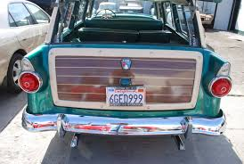Chequered Flag Marina Del Rey 1955 Ford Country Squire Wagon U2014 Expert Auto Appraisals