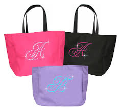 bridesmaid totes personalized tote bags advantagebridal