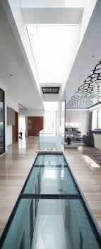 Glass Floor L House With Creative Ceilings And Glass Floors
