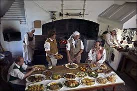 cuisine coloniale colonial foodways the colonial williamsburg official history