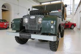 land rover vintage 1951 land rover series 1 classic throttle shop