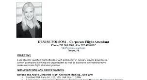 Sample Flight Attendant Resume Sample Resume For Air Hostess Fresher Flight Attendant Cl Park