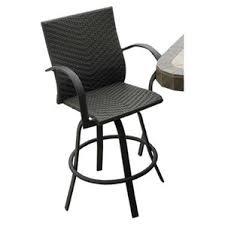 Outdoor Bar Setting Furniture by Patio Bar Stools You U0027ll Love Wayfair