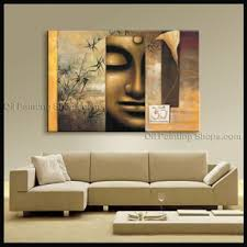 amazing bed room decor hand painted wall art living room