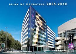chambre de commerce dijon cci dijon 2005 2010 bilan de mandature