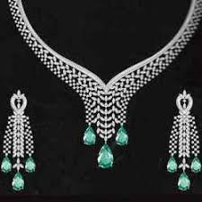 designer diamond sets designer diamond jewellery set at rs 650000 set s diamond