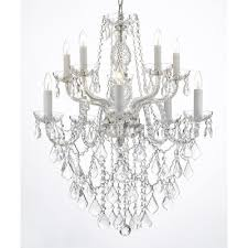 Light Crystal Chandelier Gorgeous And Affordable Crystal Chandeliers Under 400