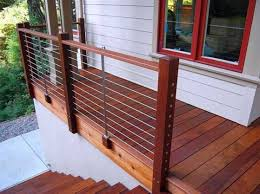 deck cable railing systems make your house look beautiful home