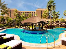 Dubai On A Map Le Méridien Dubai Hotel Conference Centre