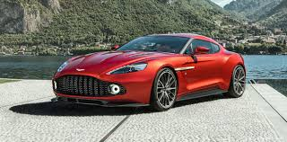 aston martin vanquish red shut up and take my money aston martin puts vanquish zagato into