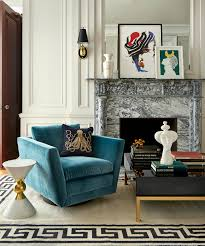 images of home interiors 9 upholstered chairs that will add color to your home interiors