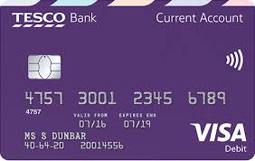 current account rewards collect tesco clubcard points tesco bank