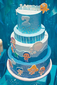 Bubble Guppies Birthday Decorations Under The Sea Bubble Guppies Birthday Party Hostess With The