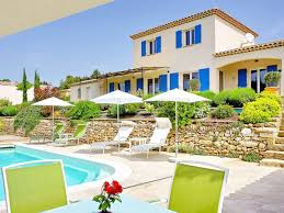 holiday house with pool near aix en provence provence firma villa with pool near aix en provence