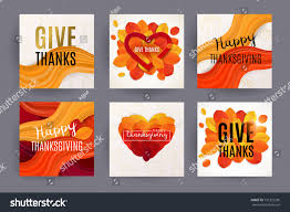 happy thanksgiving design give thanks greeting stock vector