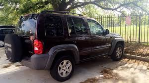 jeep 2004 for sale 2004 jeep liberty for sale in houston tx find a used car