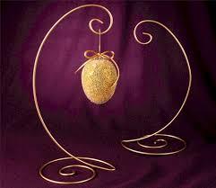 ornament stands spiral bottom ornament stands