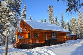 winter cabin yukon winter adventure lake cabin whitehorse canada