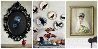 How To Make Halloween Decorations At Home by 9 Homemade Halloween Decorations Halloween Art
