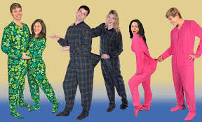 reductress the best matching footie pajamas for you and your