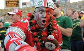 ohio state buckeye fan ohio state s mr big nut takes super fandom to new heights