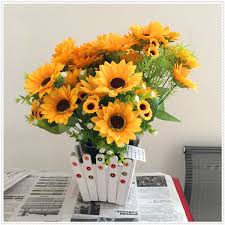 silk sunflowers sunflowers sunflowers suppliers and manufacturers at