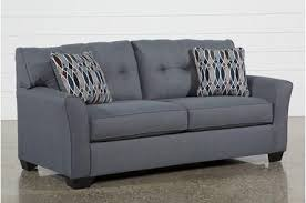 Grey Sleeper Sofa Sofa Beds Free Assembly With Delivery Living Spaces