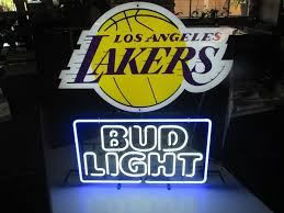 bud light neon signs for sale bud light lakers neon sign glass tube neon light for sale hanto