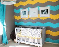 chambre jaune et bleu bleu turquoise et gris en 30 idées de peinture et décoration