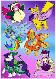 Mlp Funny Meme - mlp x pokemon think rarity and fluttershy should be swapped my