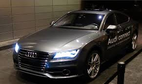 audi a7 self driving self driving car from audi that picks you up as you command findyogi
