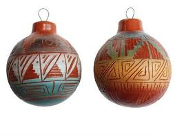 navajo etchware pottery ornaments stag manor