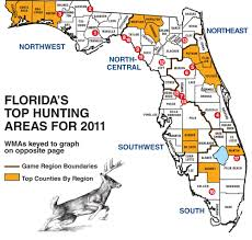 Map Of Southwest Florida by Florida Deer Forecast For 2016 Game U0026 Fish