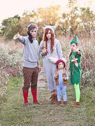 Halloween Costumes Family Costume Ideas Peter Pans Fun