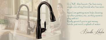 Moen One Touch Kitchen Faucet Best Touchless Kitchen Faucet Reviews