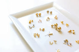 earrings for second every girl buys gold stud earrings everyday reading