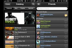 steam to android valve releases steam mobile app for ios and android devices pcworld