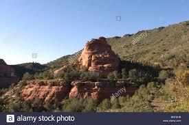 sedona arizona usa the merry go hill or rock with